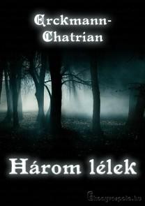 Három lélek - Erckmann-Chatrian - letölthető kalandregény e-könyv