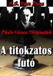 S. S. Van Dine: A titokzatos futó - letölthető krimi regény e-könyv