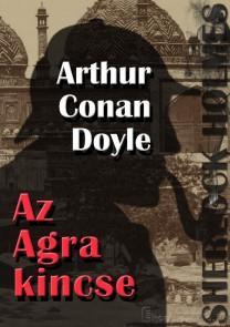 Arthur Conan Doyle: Az Agra kincse - letölthető krimi regény e-könyv