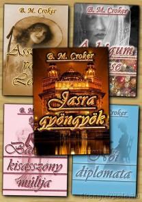 B. M. Croker könyvcsomag - letölthető romantikus akciós e-könyv csomag