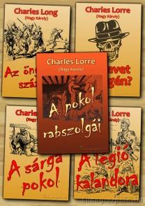 Charles Lorre - letölthető akciós e-könyv csomag