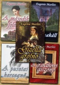 Eugenie Marlitt könyvcsomag - letölthető romantikus akciós e-könyv csomag