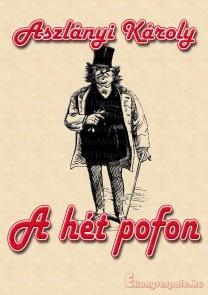 A hét pofon - Aszlányi Károly  - letölthető kalandregény e-könyv