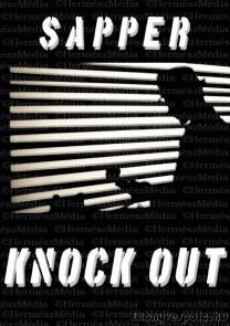 Sapper: Knock Out - letölthető krimi e-könyv