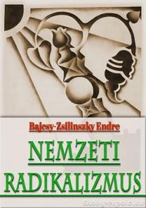 Bajcsy-Zsilinszky Endre: Nemzeti radikalizmus - letölthető politikai tanulmány e-könyv