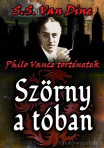 S. S. Van Dine: Szörny a tóban - letölthető krimi regény e-könyv
