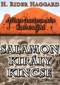 Henry Rider Haggard: Salamon király kincse - letölthető kalandregény e-könyv