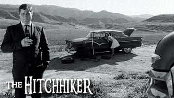 Hitchhiker film