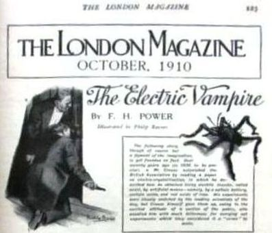 The Electric Vampire