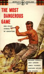 The Most Dangerous Game And Other Stories of Adventure (1957)