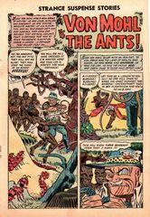 Von Mohl Vs. The Ants!