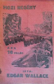 King Kong moziregény k