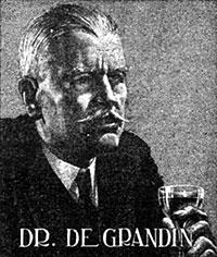 Dr. de Grandin