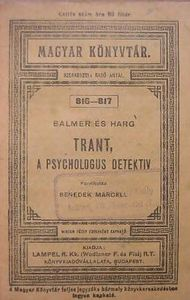 Trant, a psychologus detektív