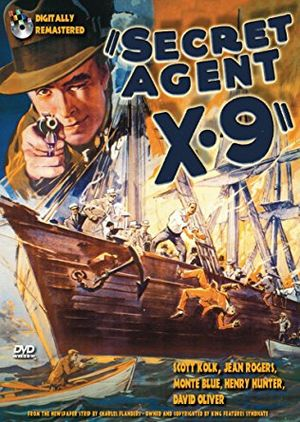 Secret Agent X-9 film 1937 Version