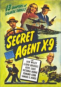Secret Agent X-9 film 1945 Version