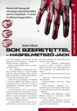 Robert Bloch: Sok szeretettel - Hasfelmetsző Jack