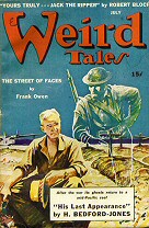 Robert Bloch: Weird Tales 1943