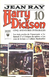 Jean Ray: Harry Dickson