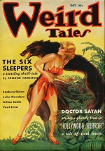 Jean Ray: Weird Tales 1935