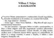 William F. Nolan: A kaszkadőr