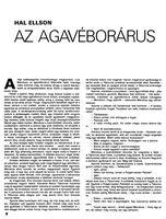 Az agavéborárus k