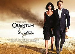 Quantum of Solace - film