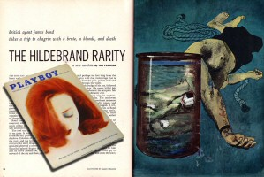 Ian Fleming: The Hildebrand-rarity