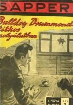 Sapper: Bulldog Drummond titkos szolgálatban