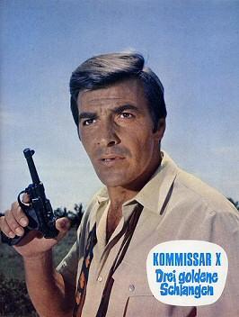 Komissar X - film