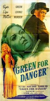 Green for Danger film