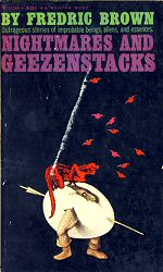 Fredric Brown: Nightmares and Gleezenstacks