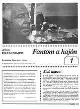 John Dickson Carr: Fantom a hajón