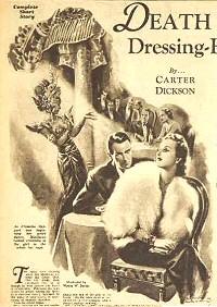 John Dickson Carr: The Australian Women's Weekly 1939 okt.