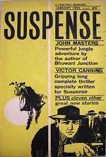 Suspense Mystery Magazine