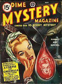 15 Dime Mystery Magazine