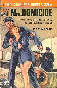 Day Keene: Mrs. Homicide