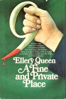 Ellery Queen: A Fine and Private Place