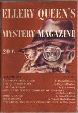 Ellery Queen: Ellery Queen's Mystery Magazine