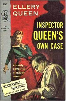 Ellery Queen: Inspector Queen's Own Case