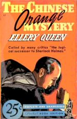 Ellery Queen: The Chineese Orange Mystery