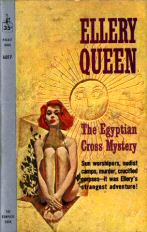 Ellery Queen: The Egyptian Cross Mystery