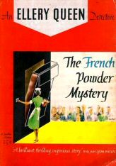 Ellery Queen: The French Powder Mystery