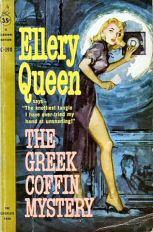 Ellery Queen: The Greek Coffin Mystery