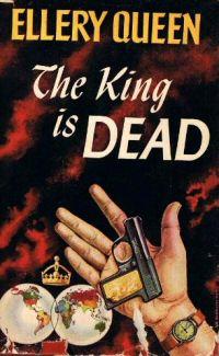 Ellery Queen: The King is Dead