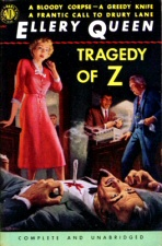 Ellery Queen: The Tragedy of Z