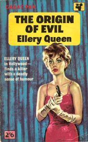 Ellery Queen: The Origin of Evil