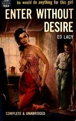 Enter without Desire - Ed Lacy