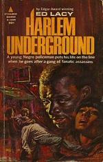 Harlem Underground - Ed Lacy