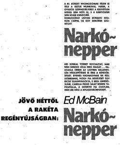 Ed McBain: Narkó-nepper